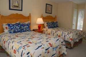 Harbour Town Club Bedroom