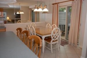 Heritage Villas Dining Room