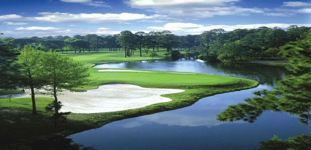 Golden Bear Golf Course Hilton Head Island
