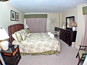 Ocean One Villas Bedroom