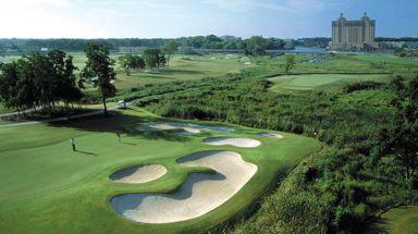 Savannah Harbor Golf Course