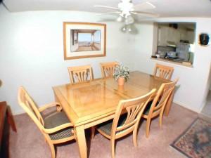 Courtside Villas Dining Room