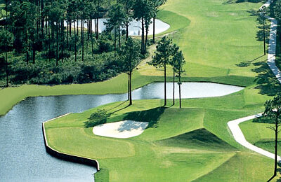 Robert Cupp Course Palmetto Hall