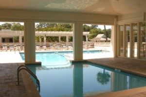 Plantation Club Pool Hilton Head Island