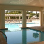 Plantation Club Pool on Hilton Head Island