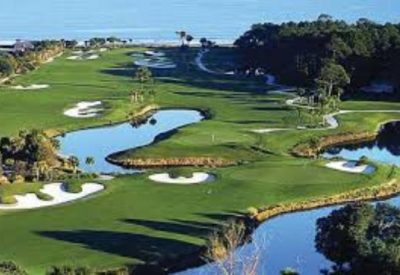 Robert Trent Jones Course Palmetto Dunes